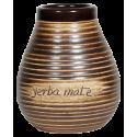 Matero ceramiczne Algarrobo z napisem