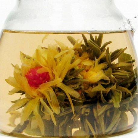 Herbata Kwitnąca - Jadeitowa Bogini - 10szt.