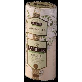 JASMINE TEA & GREEN TEA w puszce 125g