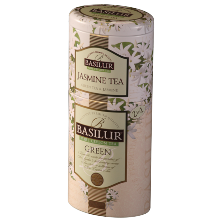 JASMINE TEA & GREEN TEA