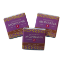 Monbana 3 Czekoladki - Lait - Praline