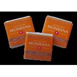 Monbana 3 Czekoladki - Lait - Cappuccino