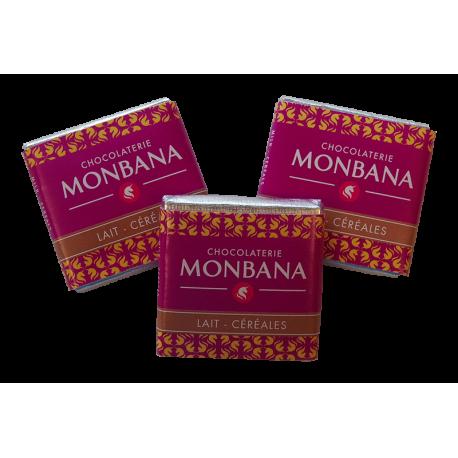 Monbana Czekoladka - Noir - Cereales