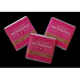 Monbana 3 Czekoladki - Lait - Caramel