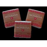 Monbana 3 Czekoladki - Lait - Nougat