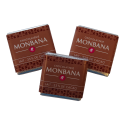 Monbana 3 Czekoladki - Lait - 33% de cacao