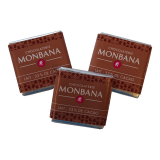Monbana Czekoladki - Lait - 33% de cacao
