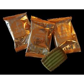 Ciasteczko czekoladowe z zieloną herbatą Matcha