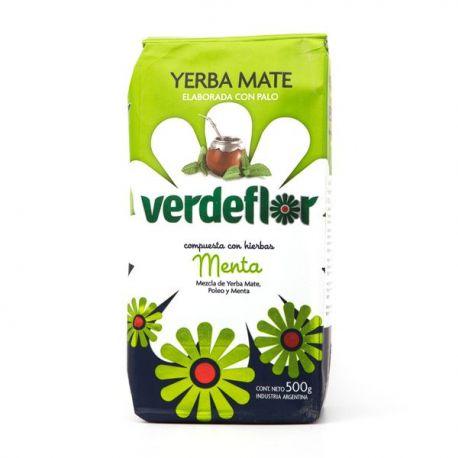 Yerba Mate Verdeflor Naranja - 500g