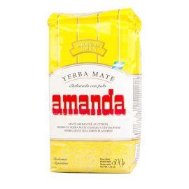 Yerba Mate Amanda Limon - 500g
