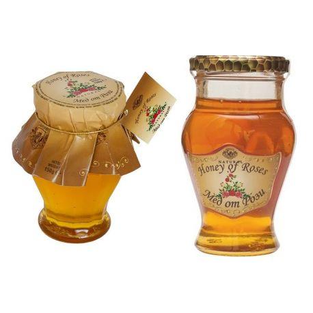 Miód Różany - słoiczek 240ml
