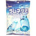Japońskie żelki o smaku lemoniady - torebka 102g