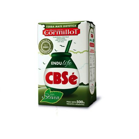 Yerba Mate CBSe Endulife 500g