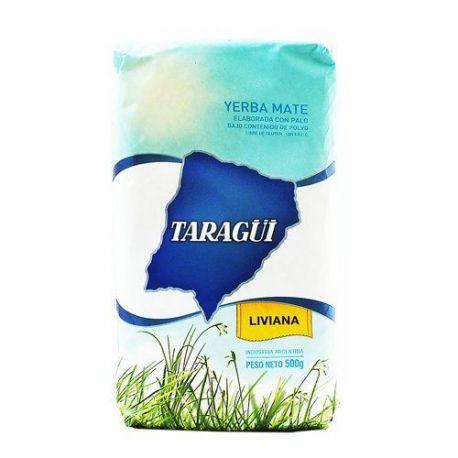 Yerba Mate Taragui Liviana 500g