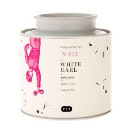 Paper & Tea - White Earl - Herbata sypana - Puszka 40g