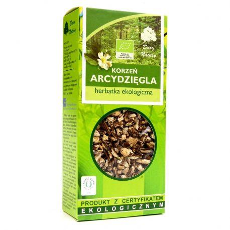 Herbatka z korzenia arcydzięgla 100g BIO