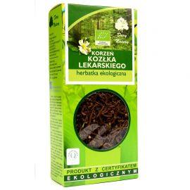 Herbatka z korzenia kozłka lekarskiego 100g - Dary Natury