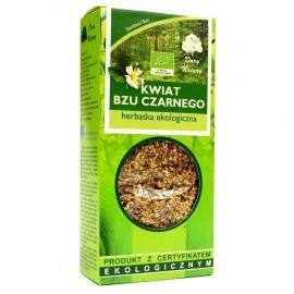 Herbatka z kwiatu bzu czarnego 50g - Dary Natury