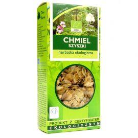 Herbatka z szyszek chmielu 20 g - Dary Natury