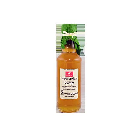 Syrop zielona herbata - 200ml