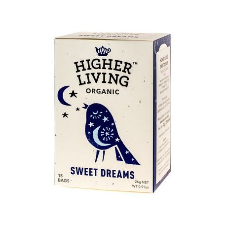 Higher Living Sweet Dreams 15sasz. - 30g