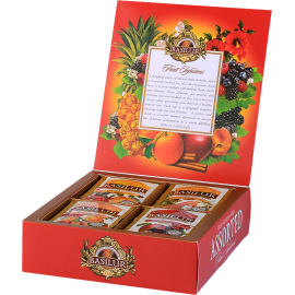 Mieszanka/Assorted FRUIT INFUSIONS kartonik
