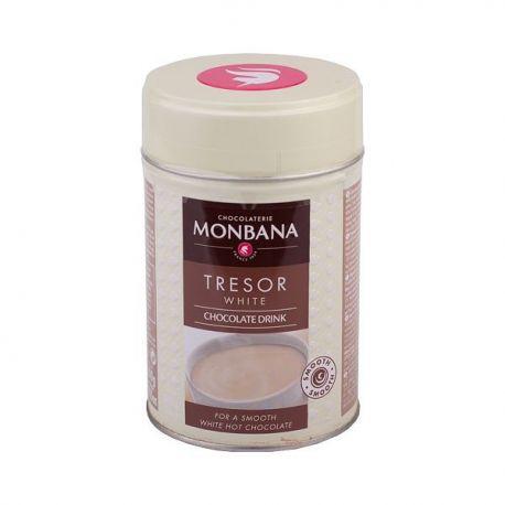 Monbana Tresor biała czekolada - 200g