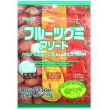 Żelki mix: liczi, mango, truskawka 102g