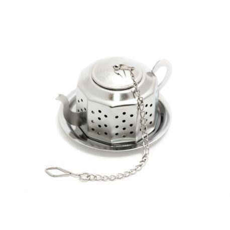 Zaparzacz do herbaty - kwadratowy imbryczek