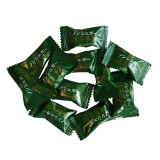 Mleczne cukierki Kanro z zieloną herbatą Matcha