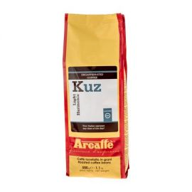 Arcaffe Kuz - kawa bezkofeinowa ziarnista 500g