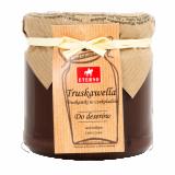 Truskawella - truskawki w czekoladzie - słoiczek