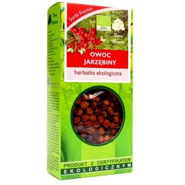 Herbatka z owoców jarzębiny 50g - Dary Natury
