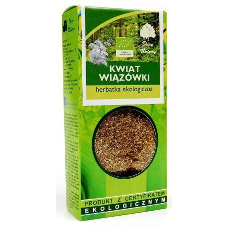 Herbatka z kwiatu wiązówki 25g - Dary Natury