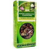 Herbatka z kwiatu koniczyny czerwonej 25g - Dary Natury
