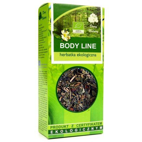Herbatka Body Line 50g - Dary Natury