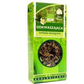 Herbatka odkwaszająca 50 g - Dary Natury