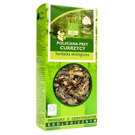 Herbatka polecana przy cukrzycy 50g - Dary Natury