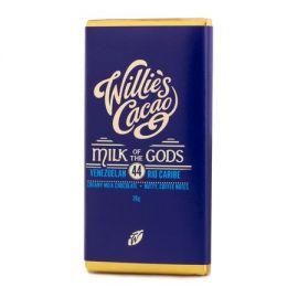 Willie's Cacao - Czekolada 44% - Milk of the Gods 26g