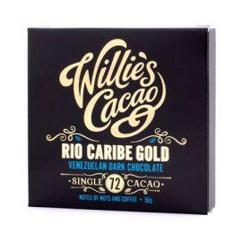 Willie's Cacao - Czekolada 72 % - Rio Caribe Gold - 50 g