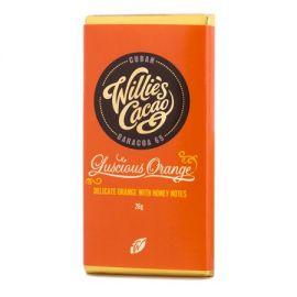 Willie's Cacao - Czekolada pomarańczowa 65 % - 26 g