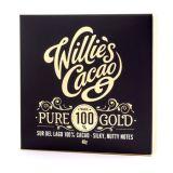 Willie's Cacao - Czekolada 100% - Pure Gold Wenezuela 40g