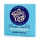 Willie's Cacao - Czekolada z solą morską - Sea Flake 50g