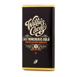 Willie's Cacao - Czekolada 72% - Las Trincheras Gold Wenezuela 26g