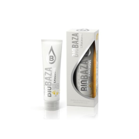 BIOBAZA EXCLUSIVE - krem przeciwzmarszczkowy z ozonem i ekstraktem z nieśmiertelnika 50ml