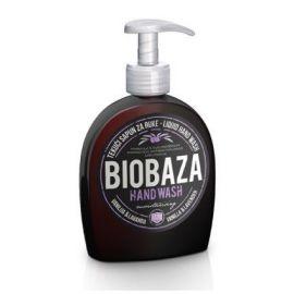 BIOBAZA HAND WASH - mydło w płynie z wanilią i lawendą - 300g