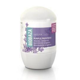 BIOBAZA DEO - Purple Freshness - 50ml