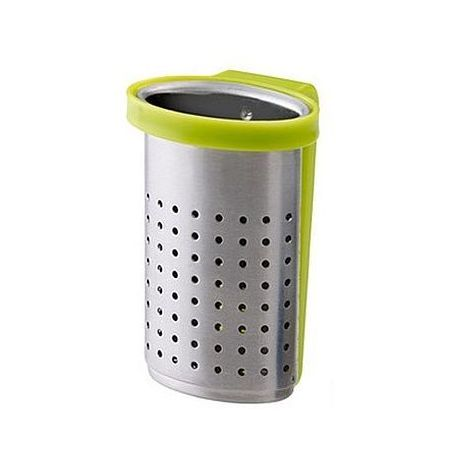 Zaparzacz do herbaty zawieszany zielony