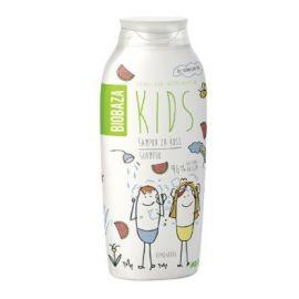 BIOBAZA KIDS - szampon do włosów z arbuzem i melonem - 250ml