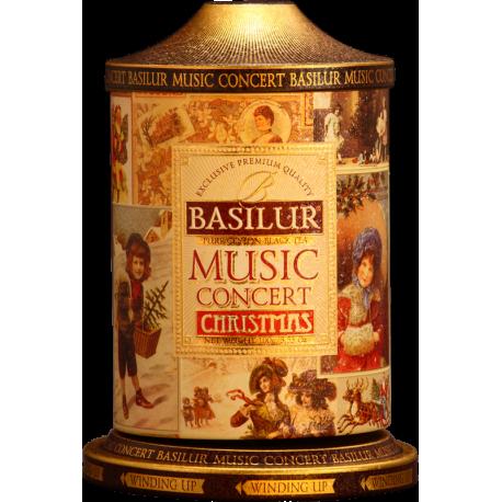 MUSIC CONCERT CHRISTMAS puszka z pozytywką 100g